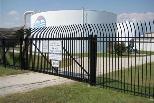 Commercial Fence Fort Myers
